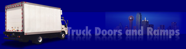TODCO Truck Doors and Ramps