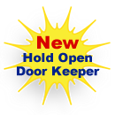 Hold Open Door Keeper